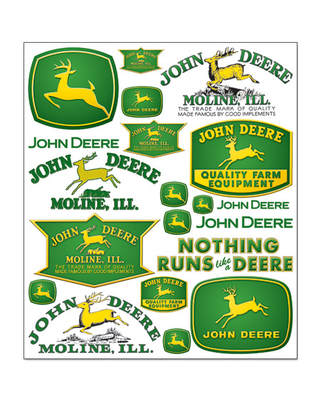 John_Deere_Logos