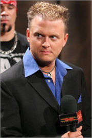 Do all TNA announcers have to resemble an owl?