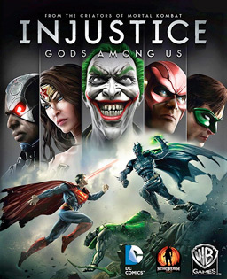 Injustice Title Image