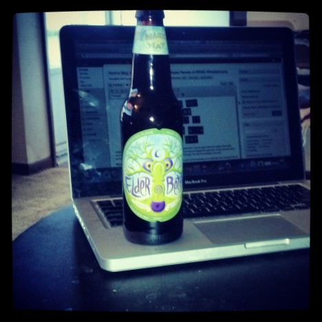 Magic Hat Elderberry