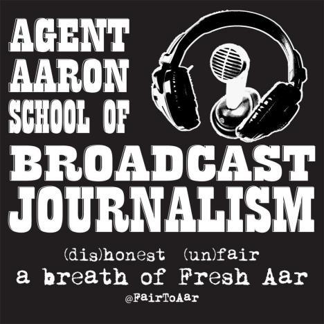 Agent Aaron Journalism