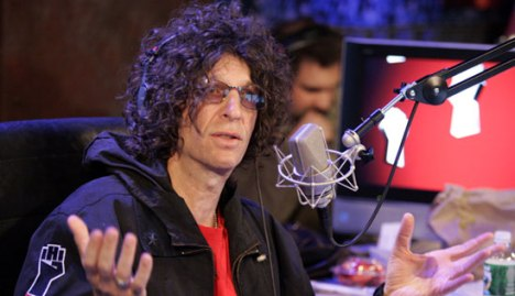 When he's not busy hosting a radio show or pretending to be married to Mr Ed, Howard Stern acts as a judge on AGT