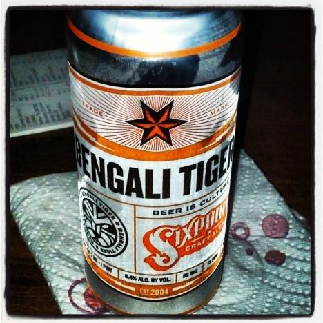 Six Point Bengali Tiger