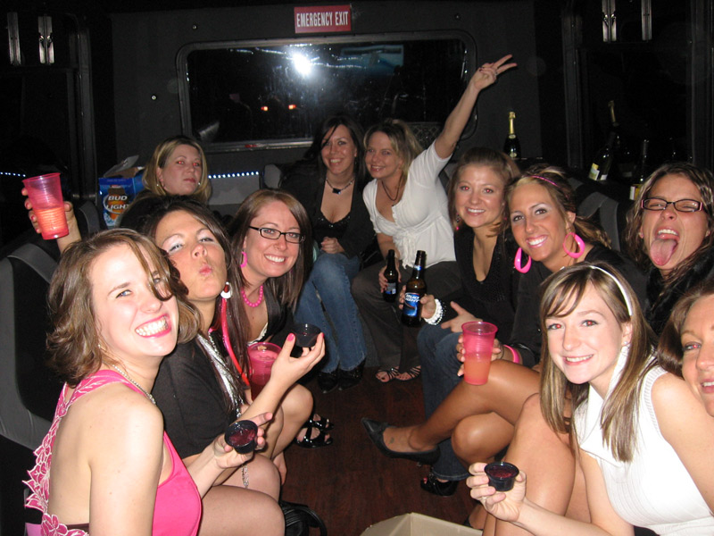 fucking at bachelorette parties