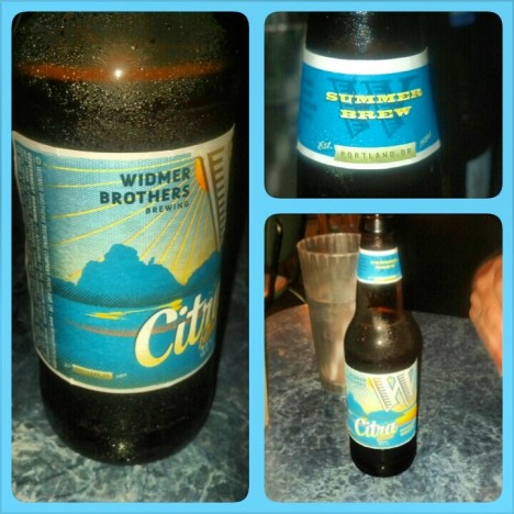 Widmer Citra Summer Blonde
