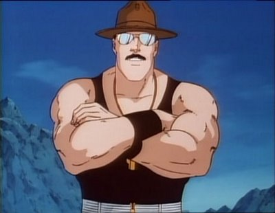 GI Joe Sgt Slaughter