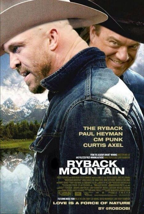 Ryback Mountain