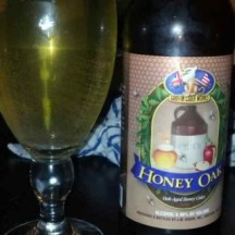 Griffin Honey Oak Cider