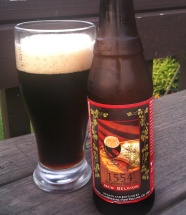 New Blegium 1554 Black Ale