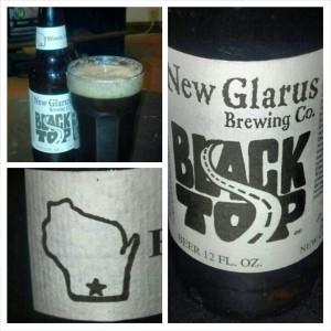 New Glarus Black Top