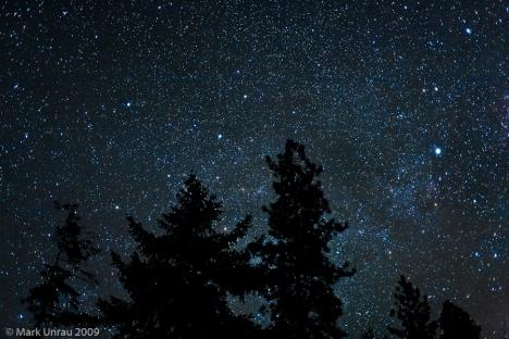 Night Sky by Mark Unrau by way of boombeats.com